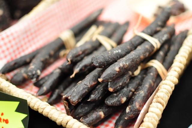 Saucisses et charcuterie au concours suisse des produits du terroir