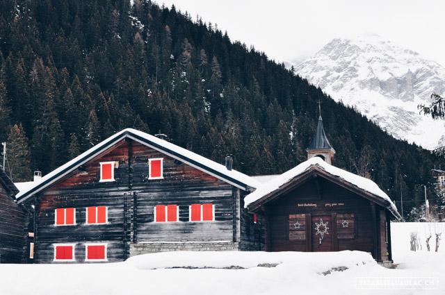 Voyage en Suisse: découverte du Val d'Hérens