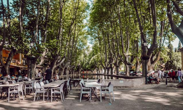 Cucuron en Provence
