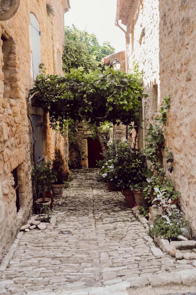 Ansouis en Provence - Blog voyage Yapaslefeuaulac