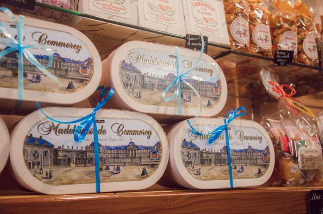 Spécialités de la Lorraine: Les madeleines de Commercy