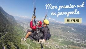 Où faire un baptême de parapente en Valais: j'ai tenté l'expérience à Vercorin avec Twist'air