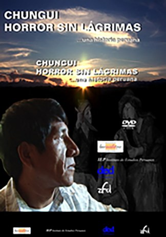 diseño afiche chungui
