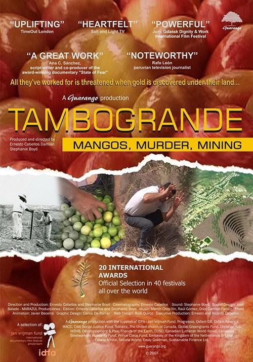 Tambogrande: Mangos, Muerte, Minería