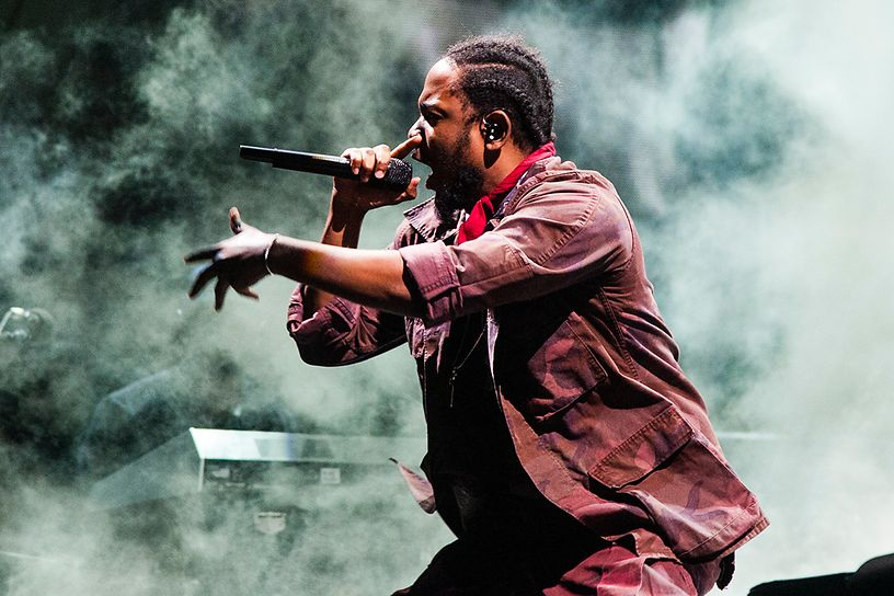 Kendrick Lamar Live at Panorama Festival 2016