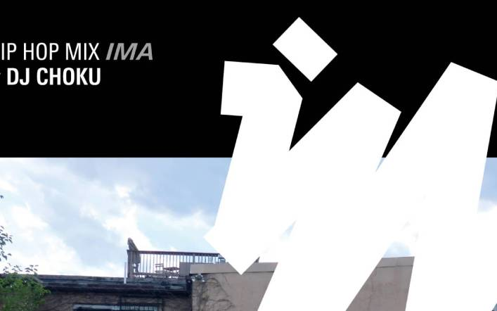 本日発売!『IMA#44 mixed by DJ CHOKU』[MIX CD] 松竹梅レコーズ