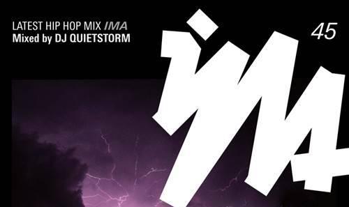 『IMA#45 mixed by DJ Quietstorm』[MIX CD/松竹梅レコーズ]本日発売!