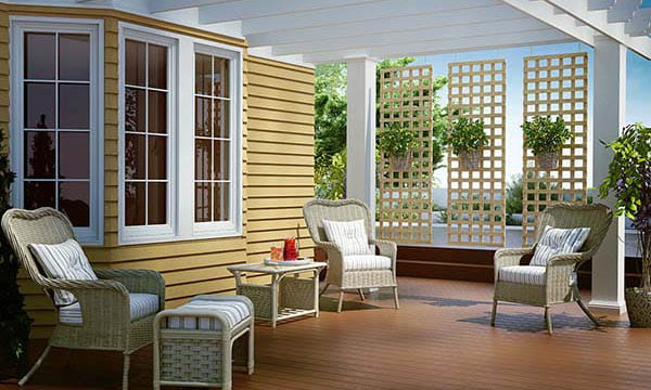 10 doable outdoor privacy screen ideas