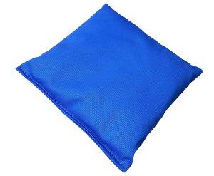 Blue Cornhole Bag
