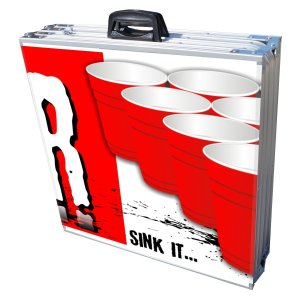Portable Beer Pong