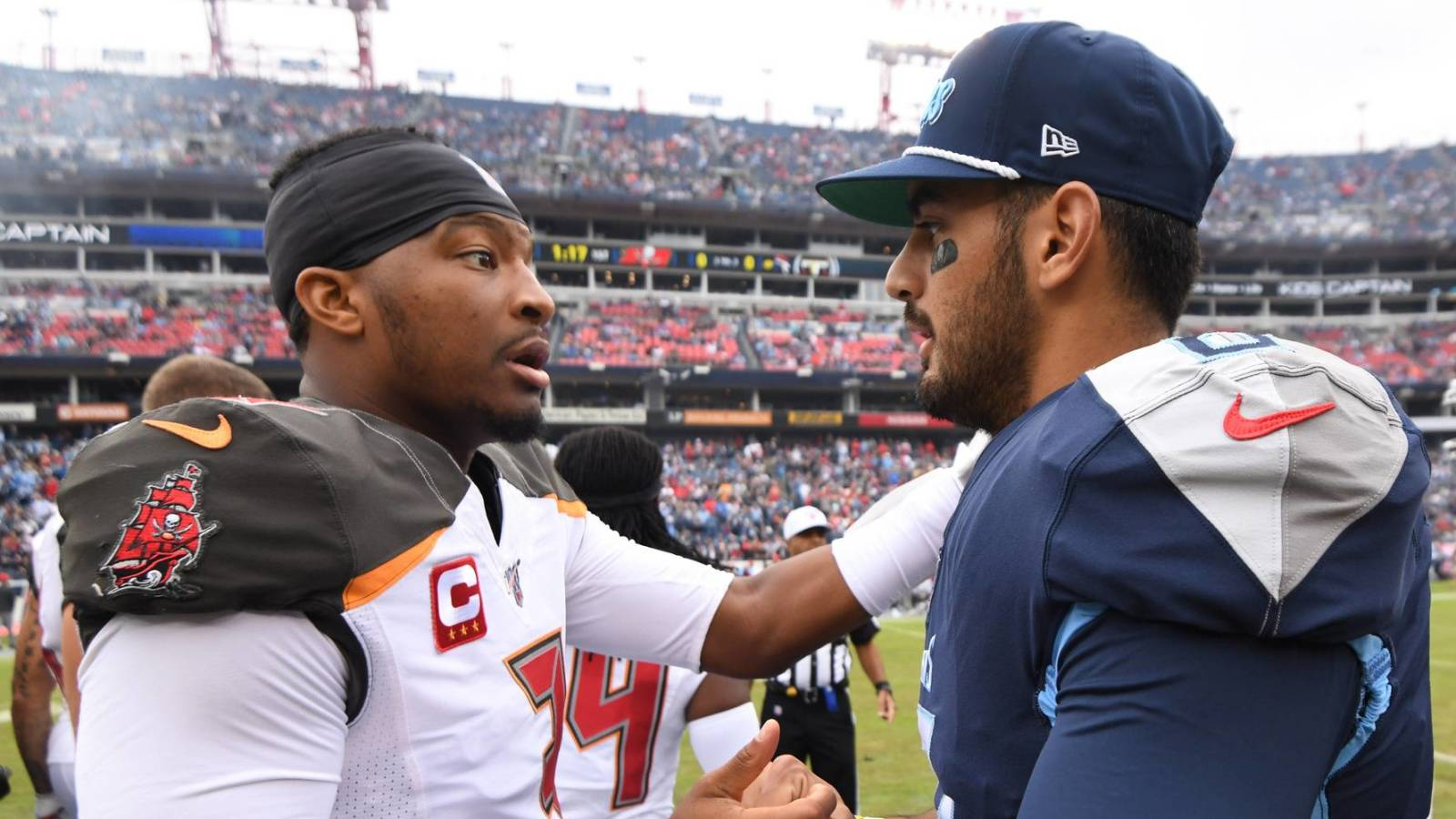 Photo of The fallout from the 2015 project has strangely benefited Bucs and Titans