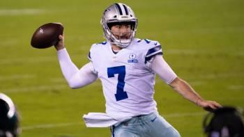 Cowboys to bench rookie QB Ben DiNucci   Yardbarker