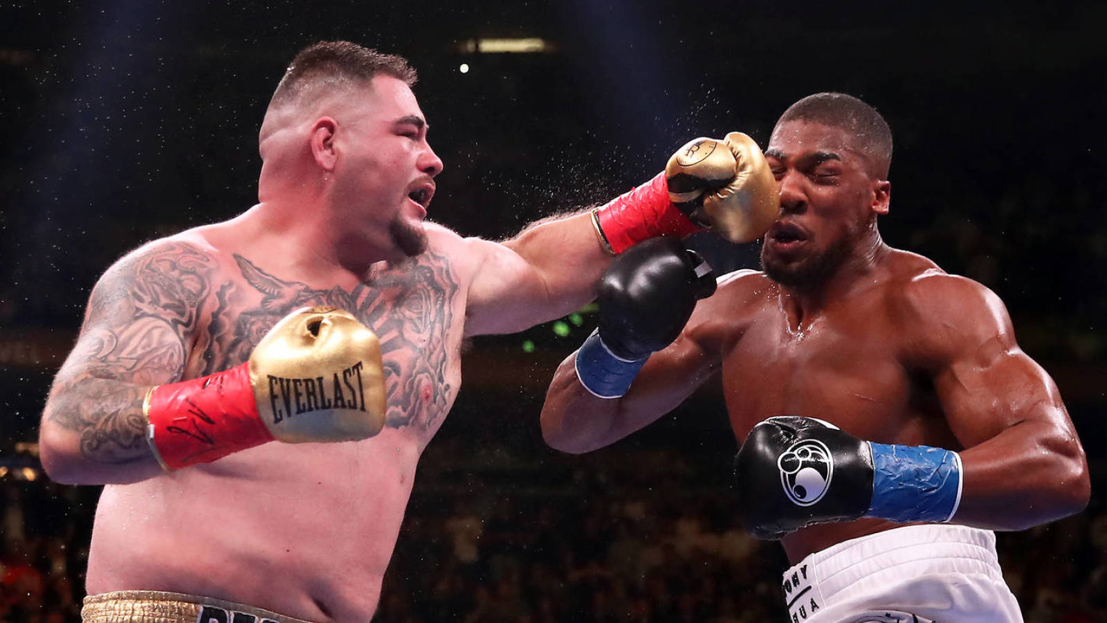 Andy Ruiz Jr Wants 50m To Rematch Anthony Joshua In Uk