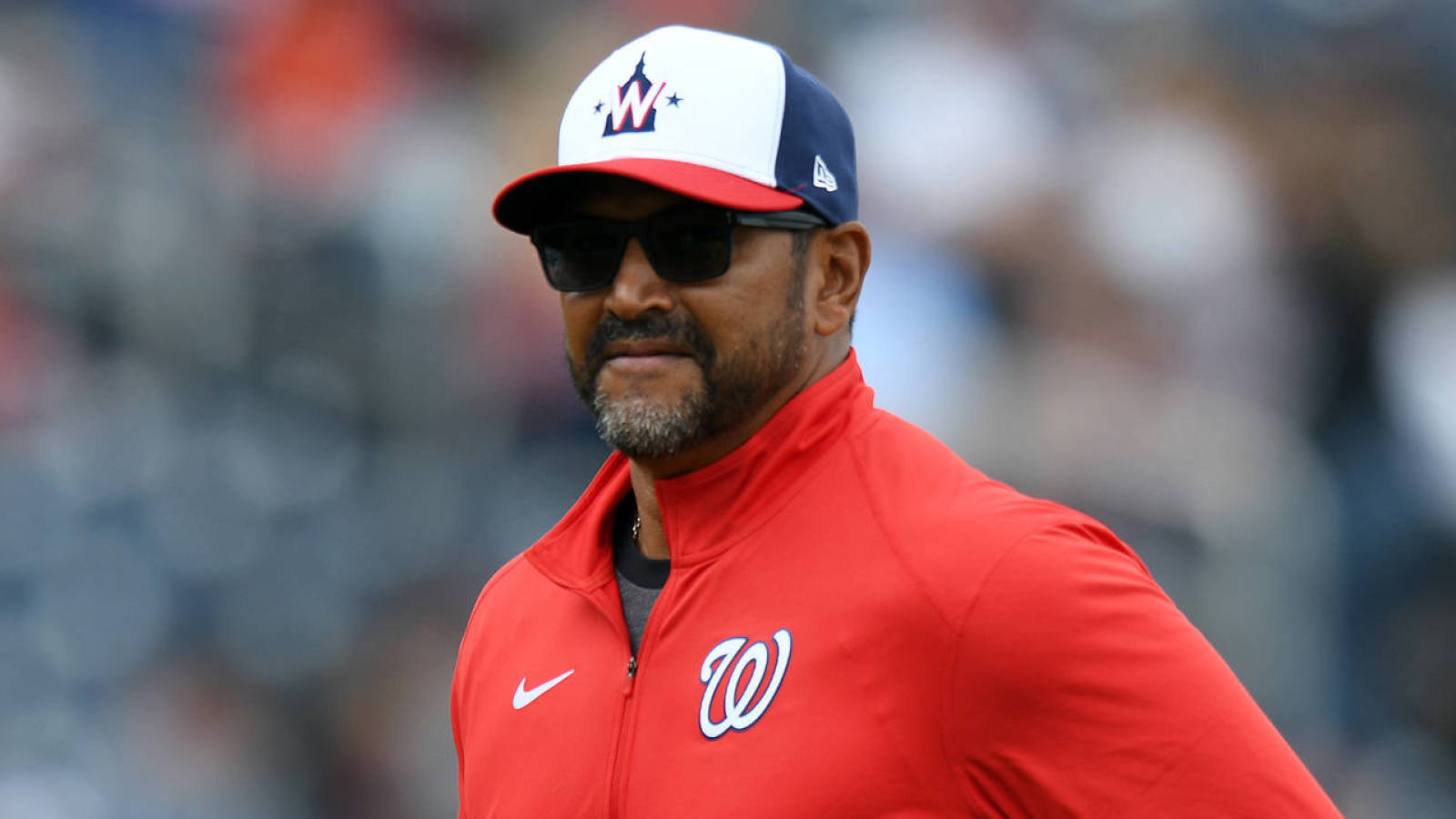 Photo of Dave Martinez crucial of recent further innings rule