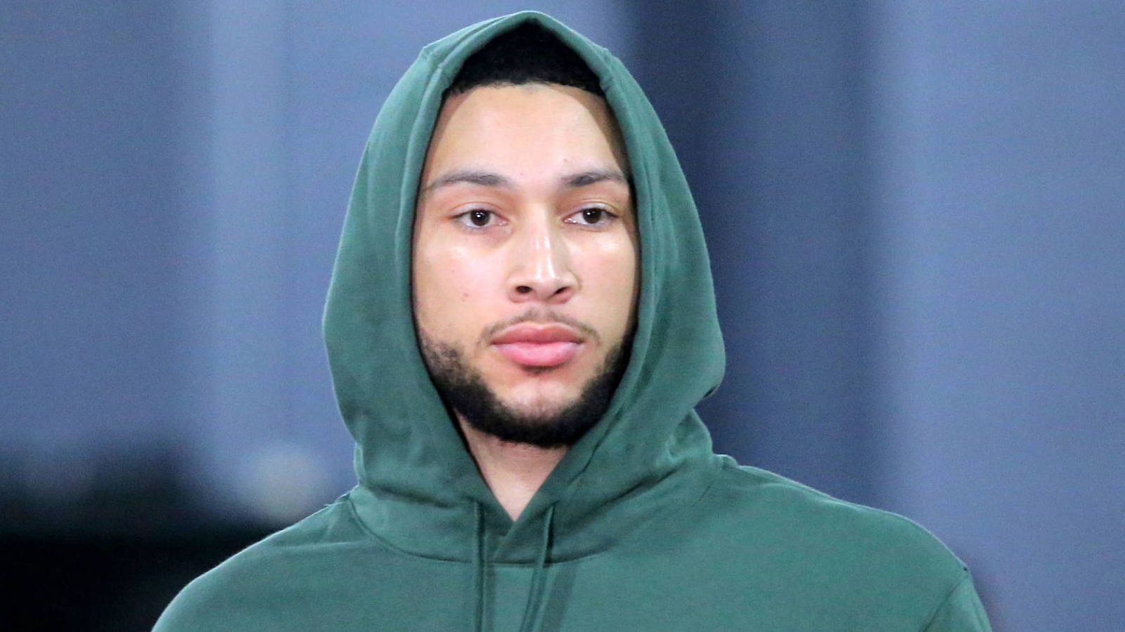 """Photo of Wearing an """"I Can't Breathe"""" Shirt, Ben Simmons Calls for """"Blatant Racism"""""""
