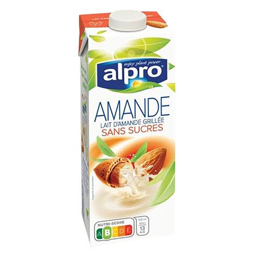 ALPRO LAIT ALANDE GRILLEE ORIGINAL 1lt