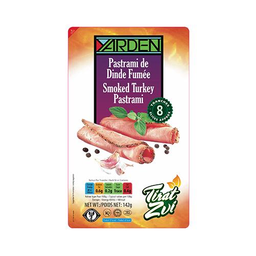 Yarden Turkey Pastrami
