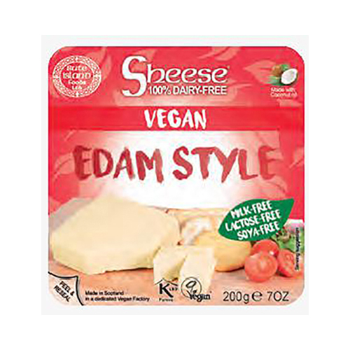 edam style sheese bloc