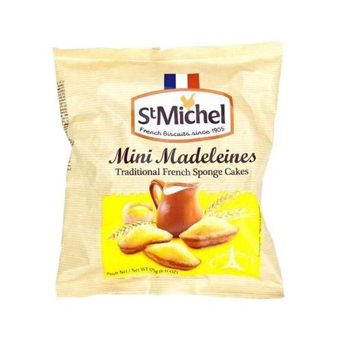 MINI MADELEINES SAINT MICHEL