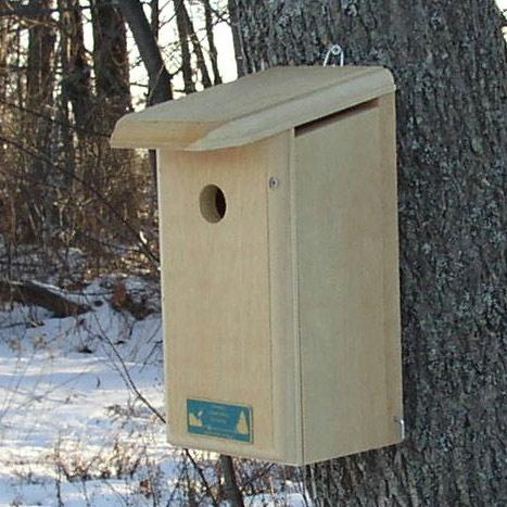 Nuthatch Bird House  Yard Envy
