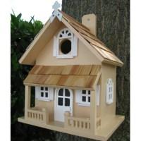 Victorian Cottage Bird House - Yard Envy