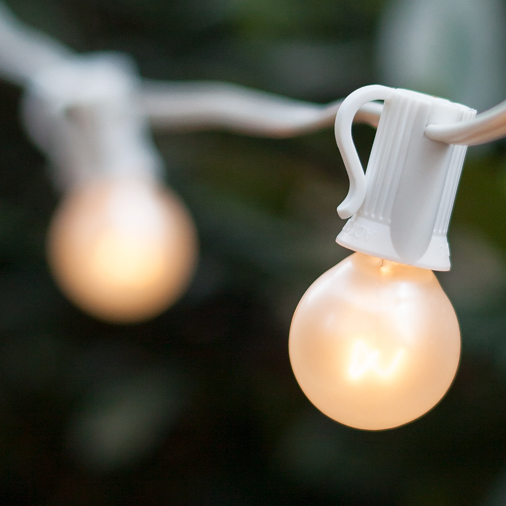 Led Globe String Lights Outdoor