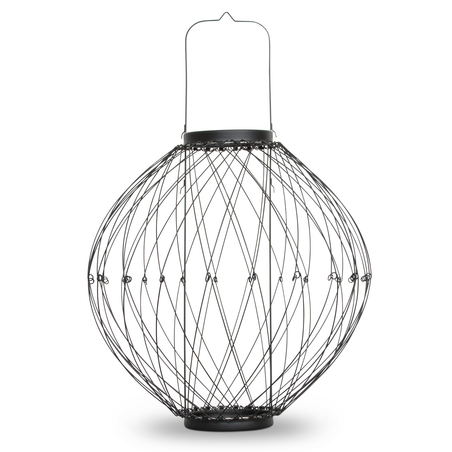 16 Expandable Wire Candle Lantern