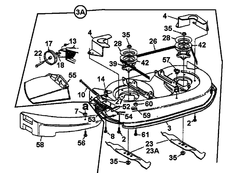 Lawn Mower Yard Man 46   Wiring Diagram Database