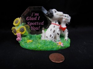 Spotted Dogs Figurine - Significant Objects
