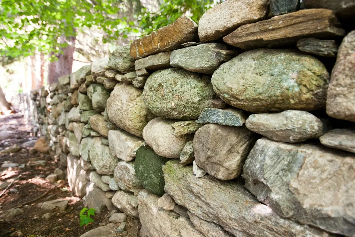 Stone Walls, Washington CT