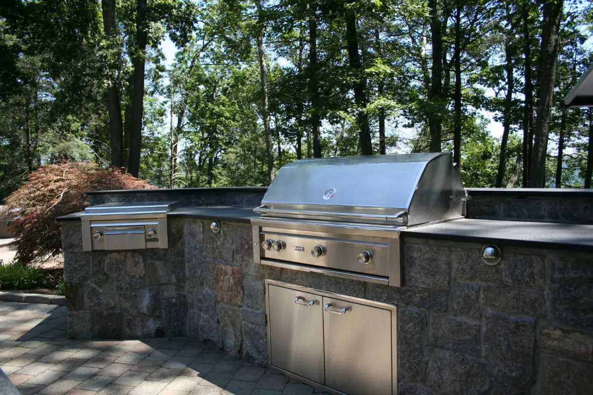 outdoor kitchen New Milford CT