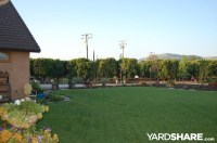 Landscaping Ideas > Rural Back Yard in Central CA