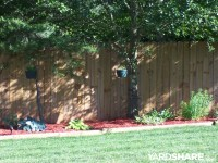 Landscaping Ideas > Backyard Fence Line | YardShare.com