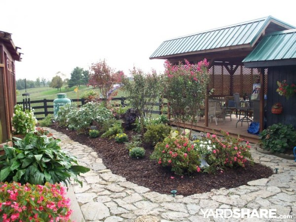 landscaping ideas > country living