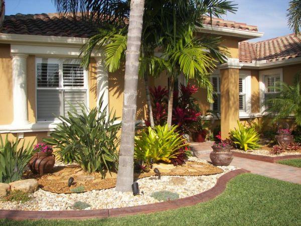 florida garden landscape ideas