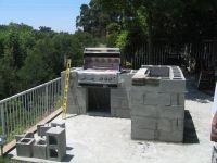 Outdoor Kitchens: Steel Studs or Concrete Blocks? | Yard ...