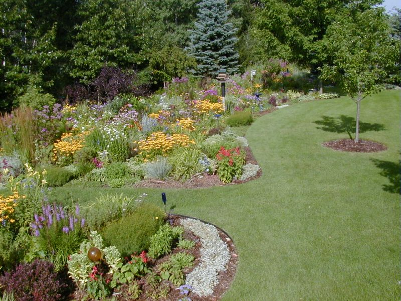 Garden Bed Landscaping Ideas – The Gardening