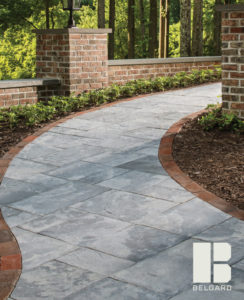 choose a color for your backyard pavers