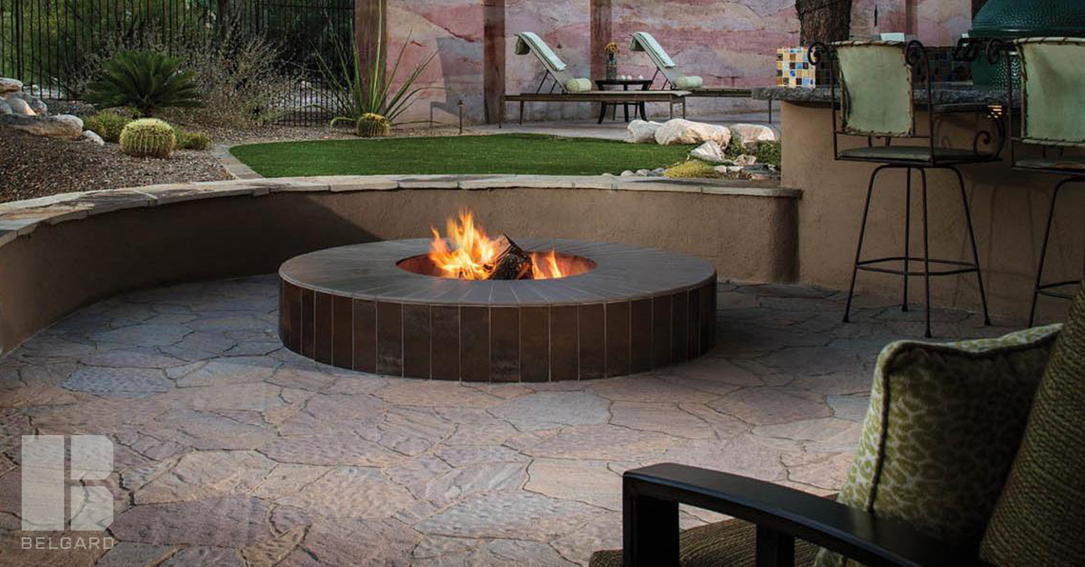 The Benefits Of A Backyard Fire Pit Yardville Supply