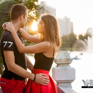 Lumphini Park Pre-Wedding Session