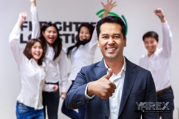 Business Portrait in Bangkok Office. Staff and executive portraiture thailand