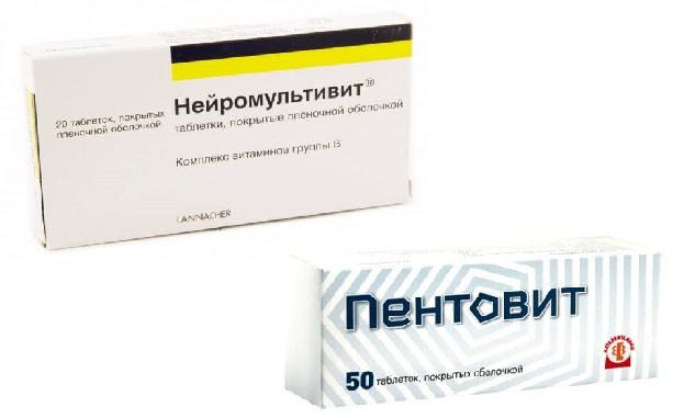 Ne seçmeli: Penta veya NöromulitiVit?