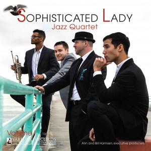 Sophisticated Lady jazz quartet (vinyl April, 2015)