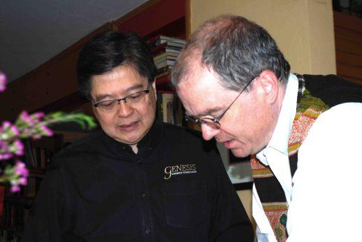 Gary Koh and Adam Gilbert discuss Pythagoras A LR