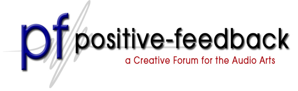 pf positive-feedback a Creative Forum for the Audio Arts