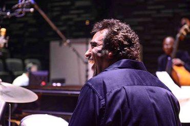 Bobby Breton, drums