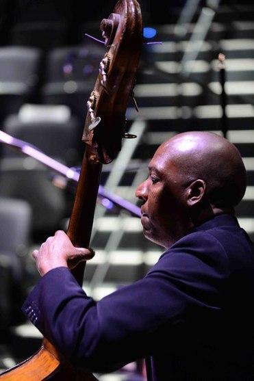 Del Atkins, bass