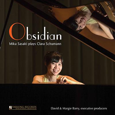 Obsidian | Mika Sasaki
