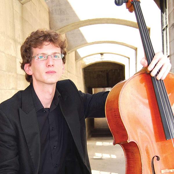 Frédéric Rosselet | Cello