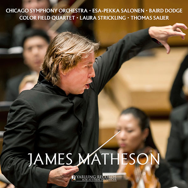 James Matheson | Esa-Pekka Salonen